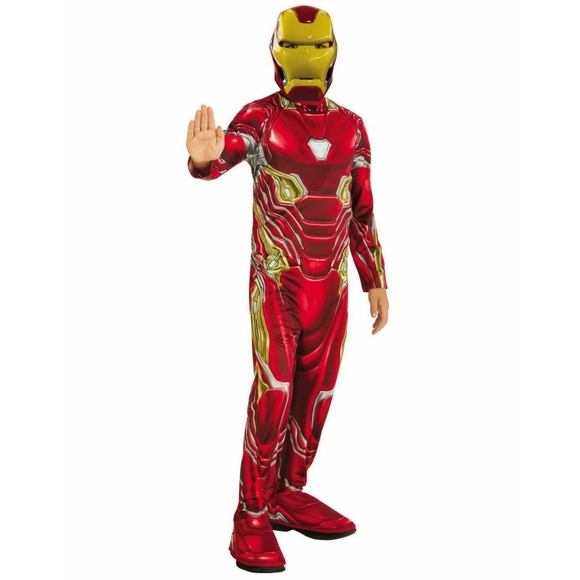 Marvel Other - NWT Marvel Avengers End Game Iron Man Costume
